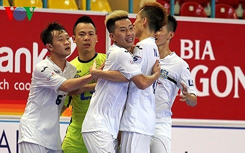 Thái Sơn Bắc Cao Bằng in Futsal final