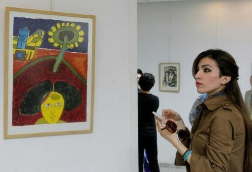 Iraqis throng to Picasso in Baghdad