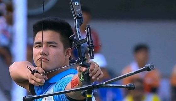 Việt Nam third in Asian archery champs event
