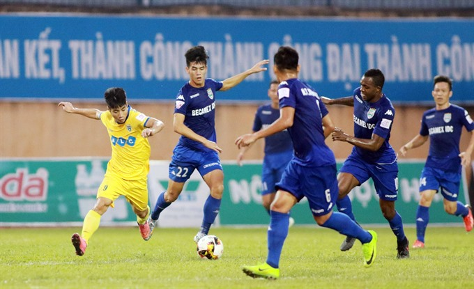 Bình Dương hang big bonus for National Cup victory