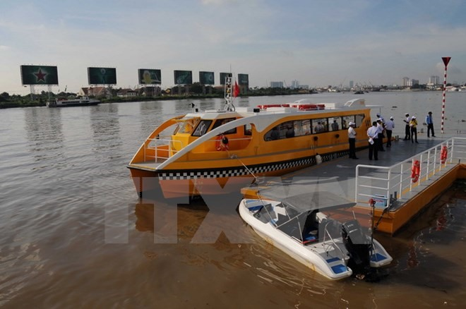 HCM City to offer more river routes