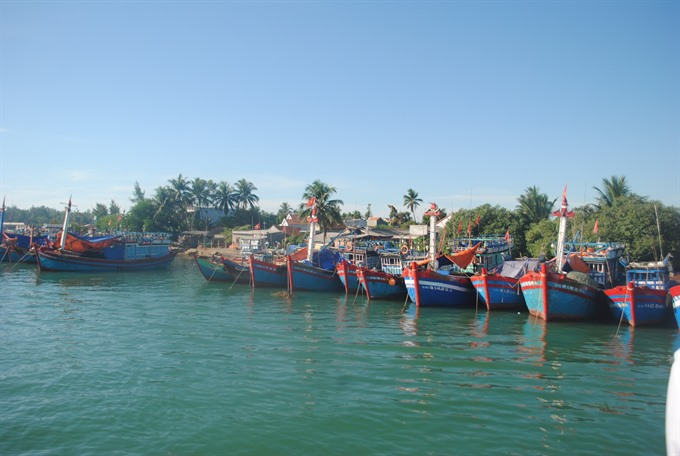 Quảng Ngãi allows off-coast dumping of dredged mud