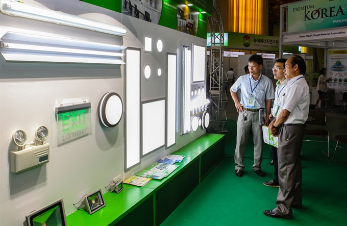 Hải Phòng hosts exhibition on energy saving