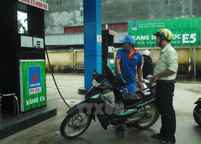 E5 fuel shortage growing concern