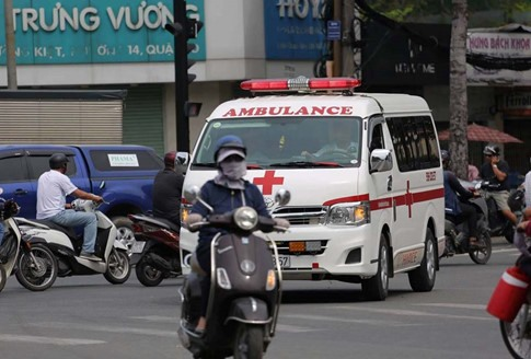 City commuters deaf to ambulance sirens