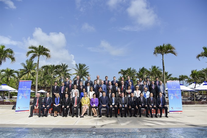 ASEF to boost co-operation in dealing with new challenges