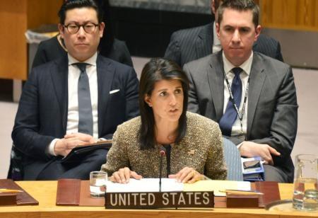 US threatens to utterly destroy N. Korea regime