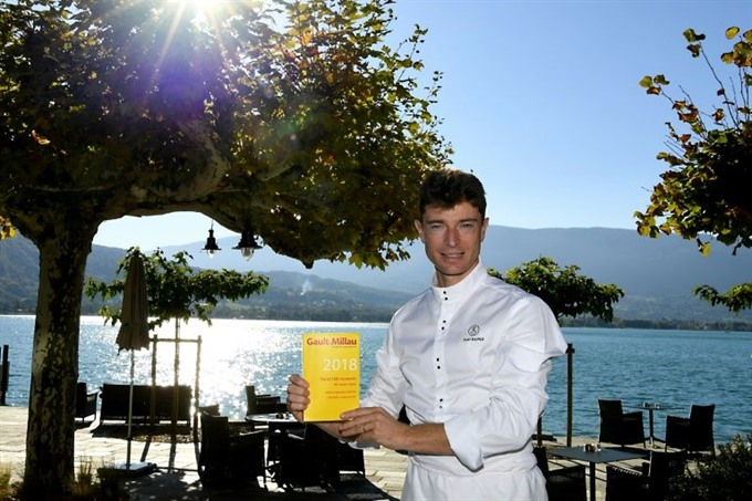 Historic Alps inn owner wins top French food award