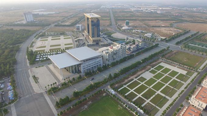 Bình Dương takes less beaten path to smart city