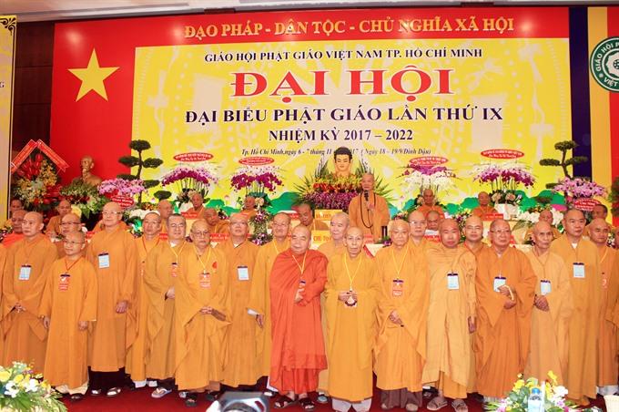 Sangha head elected in City