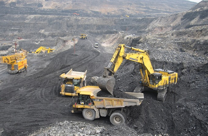 Mineral sector posts low growth rate