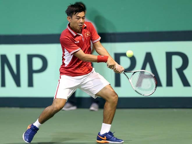 Nam into quarter-finals of F1 tennis event