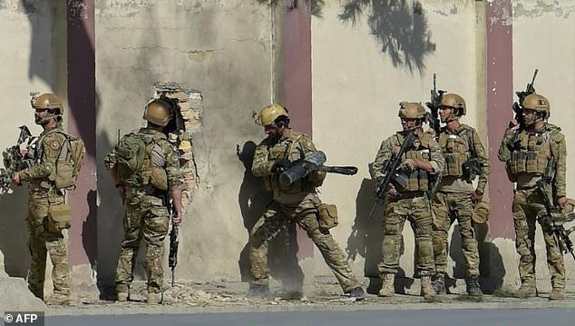 NATO looks to seize momentum in Afghanistan conflict