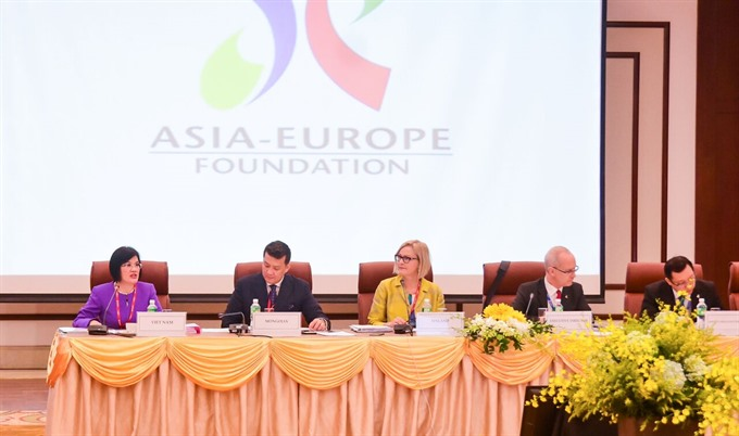 Stronger Asia-Europe links needed in key areas: officials