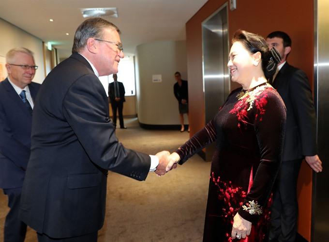 VN seeks ties with West Australia