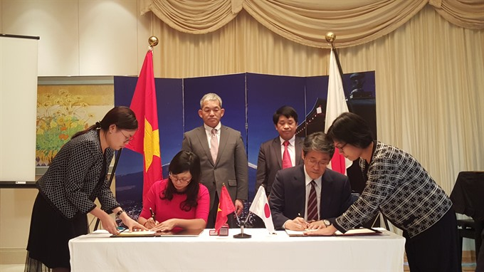 Eight local development projects get Japan aid