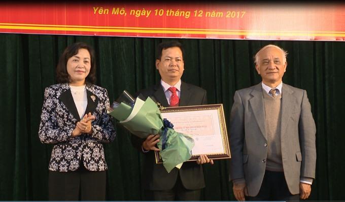 Outstanding historians honoured with Phạm Thận Duật award