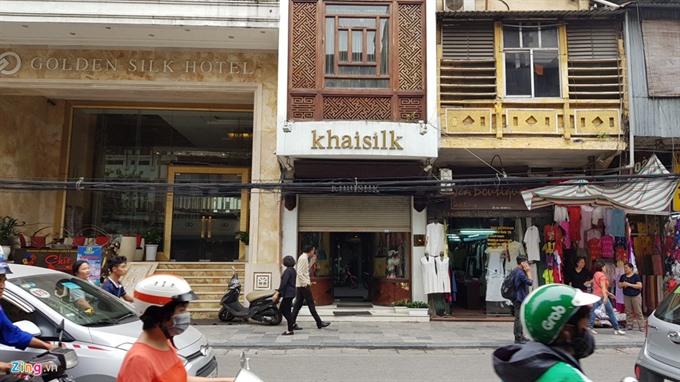 MoIT request for criminal investigation of Khaisilk scandal