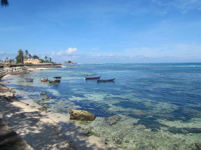 Lý Sơn Island leaps into the present