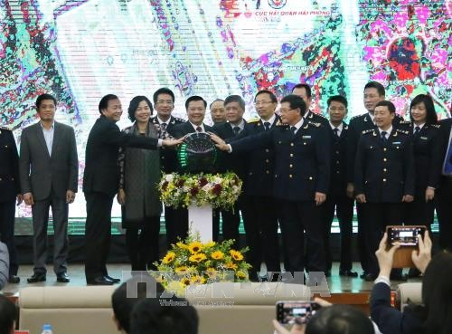 Automated system for seaport customs management launched