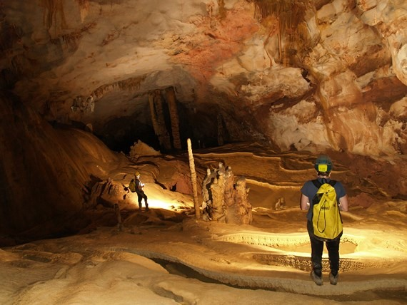 58 newly-discovered caves in Quảng Bình