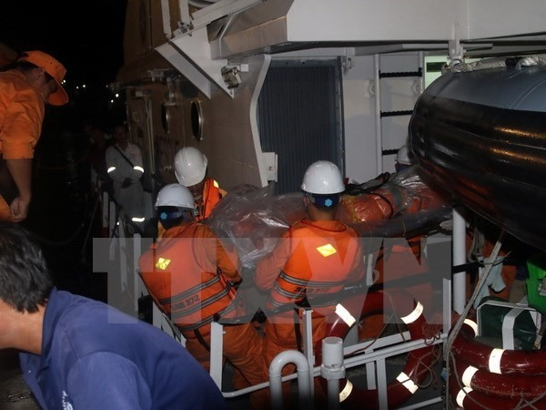4 crew members prosecuted in Hải Thành ship sinking