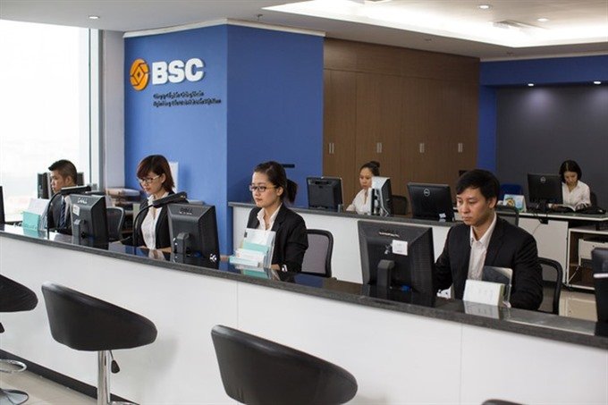 BSC puts up more shares