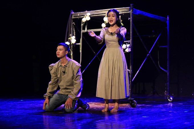 Special plays mark the 65th anniversary of VN theatre