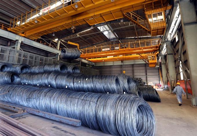 Việt Nam steel industry decries new US duties