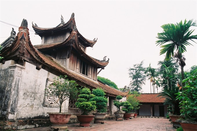 PM approves Bút Tháp Pagoda preservation