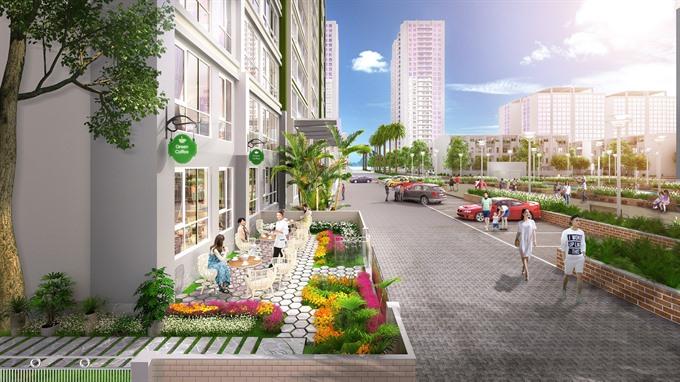 BIM Group to officially introduce Green Bay Garden