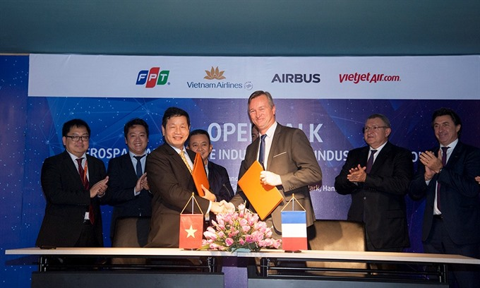 FPT Software and Airbus link up in aviation technology