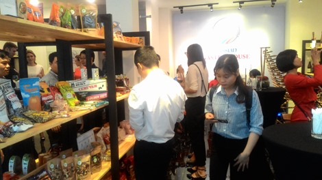 Russian products showcased in HCMC