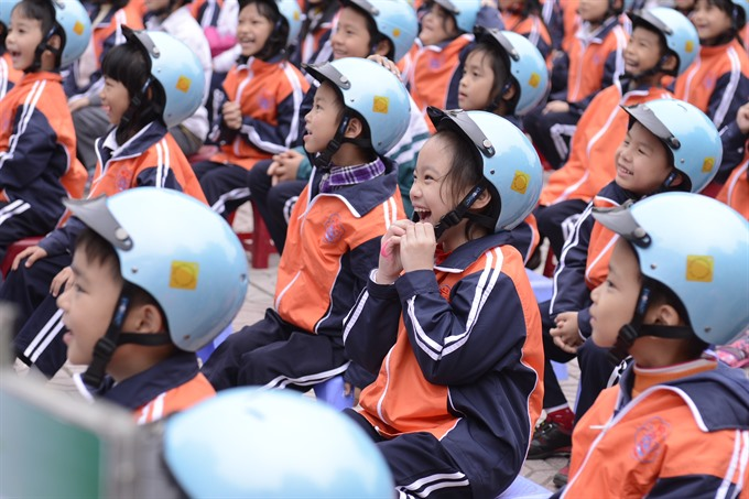 Việt Nam marks tenth anniversary of national helmet law