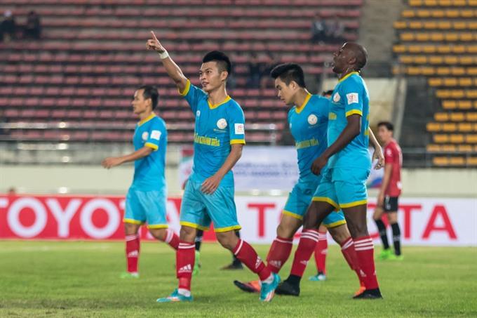 Khánh Hòa set to beat Muangthong United