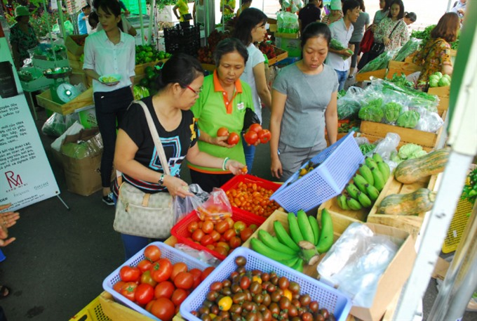 HCM City plans more safe farm produce markets