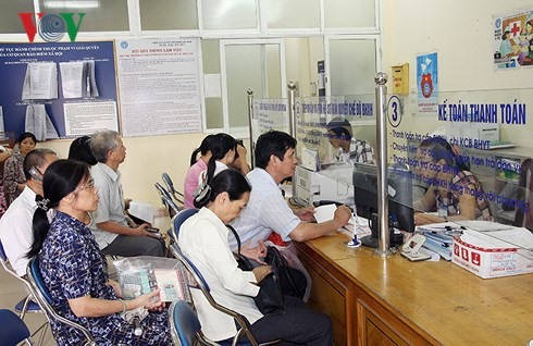 750000 Hà Nội workers affected by social insurance debt