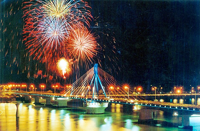 Đà Nẵng to host intl fireworks fest in April
