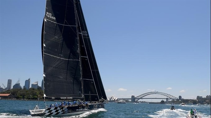Race record tipped as Sydney to Hobart fleet depart