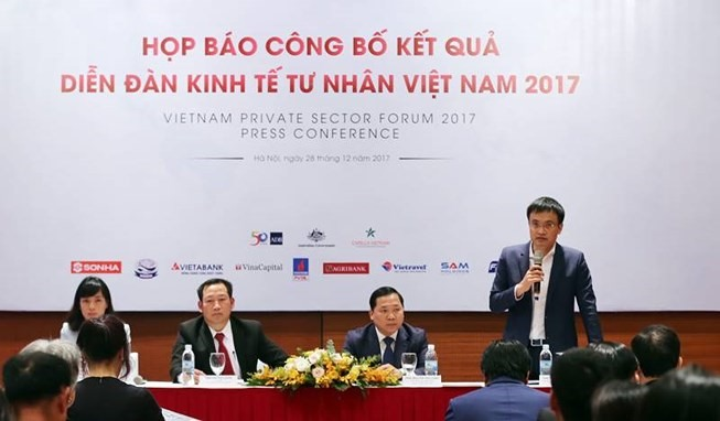 Outcomes of Việt Nam Private Sector Forum announced