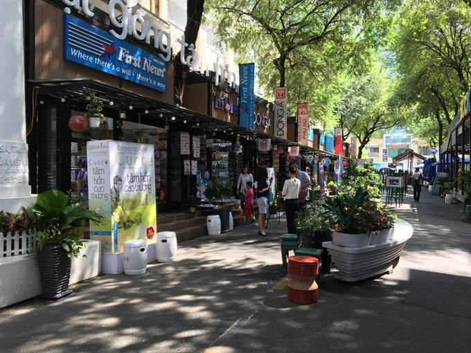 City Book Street attracts 2.4m visitors
