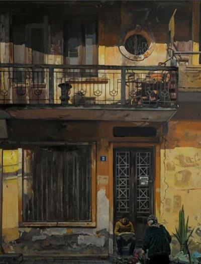 Realist artists depict Hà Nội life