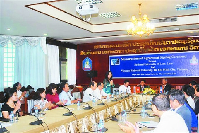 Việt Nam Laos to preserve traditional cultural values