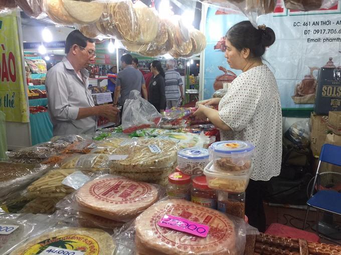 Consumption Promotion Fair opens in HCM City