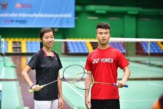 Sliver for VN at Singapore badminton