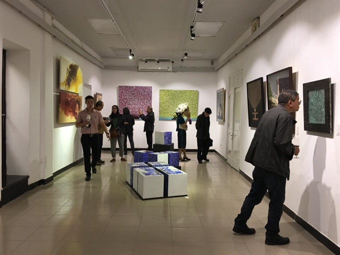 Hà Nội Studio marks 20 years with 80-piece exhibit