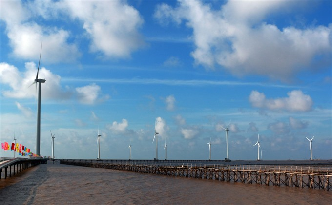 Wind energy could grow 7% a year: experts