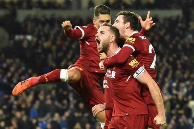 FA Cup hots up with Liverpool-Everton derby draw