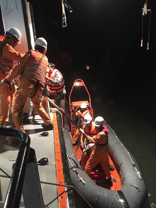 Two fishermen rescued in Bà Rịa – Vũng Tàu four missing