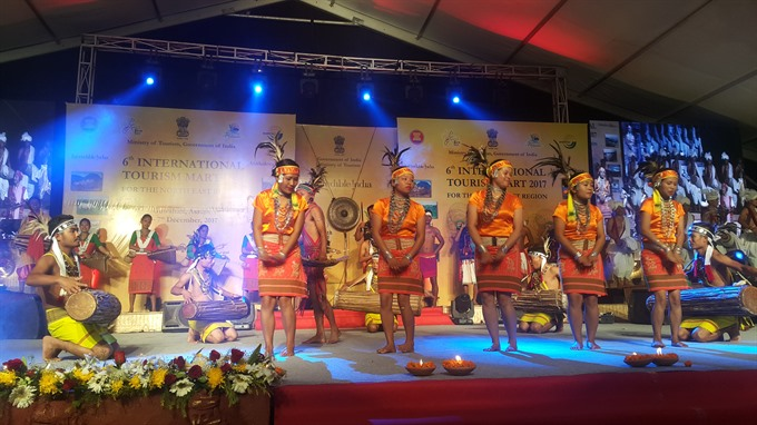India promotes tourism in little-known region